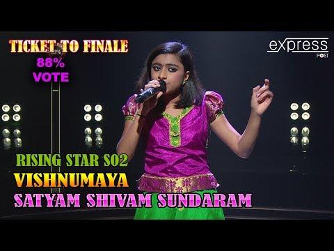 Vishnumaya | Satyam Shivam Sundaram | Rising Star -2 | 8th Apr 18