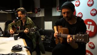 Benjamin Biolay - Blur Cover - Session Acoustique OÜI FM