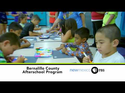 NM PBS / Bernalillo County After School Programs