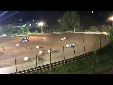 5-10-2019 I-77 Speedway UMP Modified Heat Race