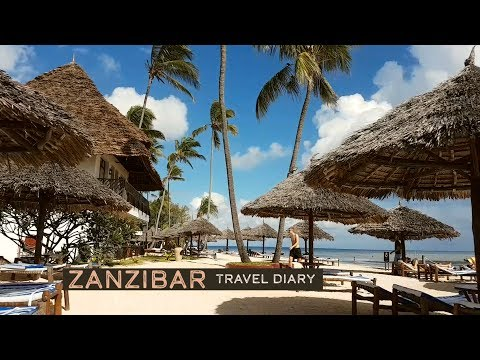 EXPLORING PARADISE IN ZANZIBAR | Travel Diary + Tours