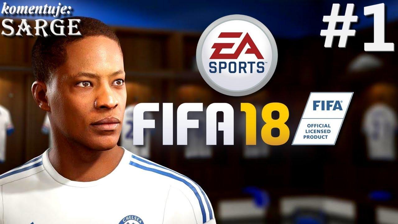 Zagrajmy w FIFA 18 [60 fps] odc. 1 - Powrót Huntera | Droga do sławy