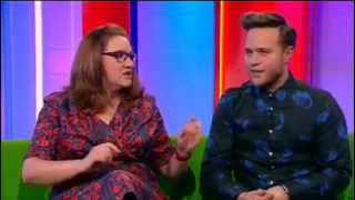Olly Murs is Initiated by Sarah Millican