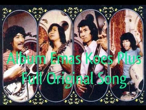 Album Emas Koes Plus Full Original Song | Nonstop Tembang Kenangan 80an 90an
