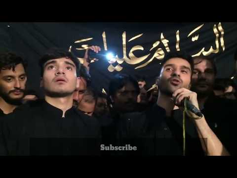 Kiya Muhammad ka pyara nahi hoon   Ali Shanawar and Ali Jee   23,Ramzan   Idara Minhaj-ul-Hussain  