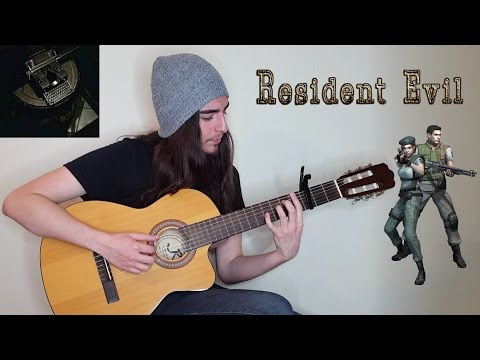 Resident Evil - Save Room Theme (Guitar Cover)
