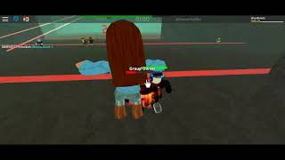 Roblox jog with my friends Part 2