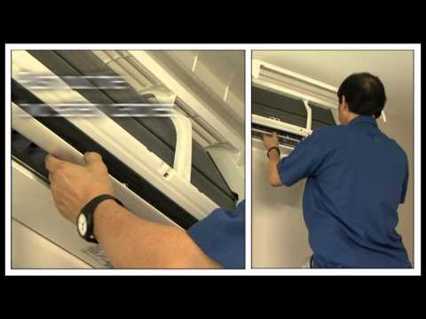 Mitsubishi Electric - Cleaning your Aircon within 15 minutes!