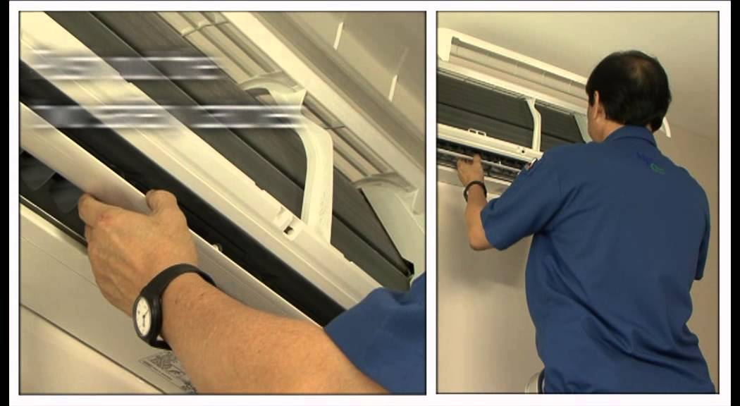 Mitsubishi Electric  Cleaning your Aircon within 15