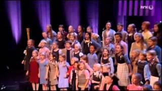 Georg Riedel & barnekoret ved Den norske opera og ballett - Astrid Lindgren-medley