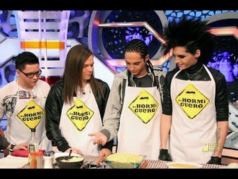 Tokio Hotel en El hormiguero *Completo*