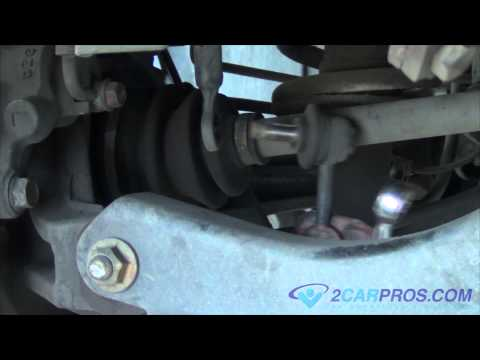 Sway Bar Link Replacement Subaru Legacy 2003-2009