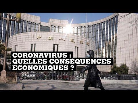 Coronavirus: quelles conséquences économiques ?