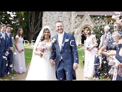 Kingston Maurward Wedding Video | Detsy & Chris | 4K