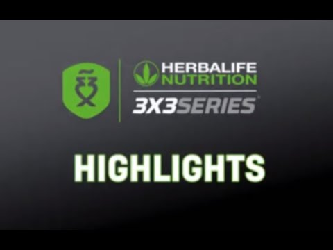 HIGHLIGHTS Herbalife 3x3Series Barcelona MASTER FINAL