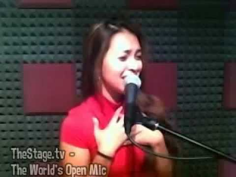 When A Woman Loves (Girl version) - R.Kelly (COVER)