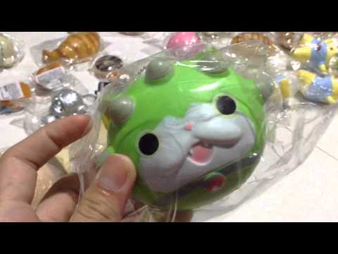 Squishy Haul From China : Kawaii Japan Squishy Haul Doovi