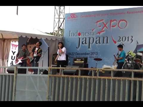 Ice Cream Band - Wherever You Are (One Ok Rock cover) @ Indonesia Japan Expo 2013