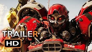 BUMBLEBEE Official Trailer 2 (2018) John Cena, Hailee Steinfeld Transformers Sci-Fi Movie HD