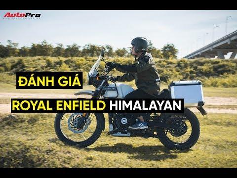 Đánh giá Royal Enfield Himalayan - Xe đi phượt giá 131,7 triệu đồng [TEEANH REVIEW | AUTOPRO]