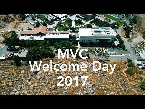 MVC Welcome Day 2017