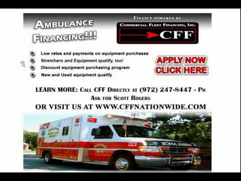 As Seen In AMBULANCE TRADER - New and Used Ambulance Financing! For Sale,  Buying Ambulances?