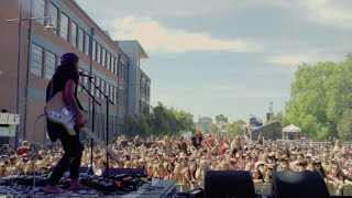 Tash Sultana live @ Laneway Festival - Melbourne, Australia January 2017