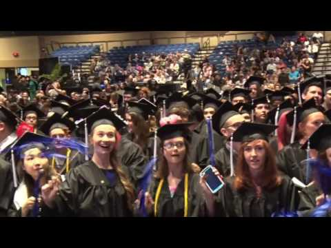 Ringling College  Commencement,...  May 11, 2017