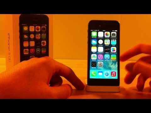Recensione iPhone 5s-iPhone 5s case e dock
