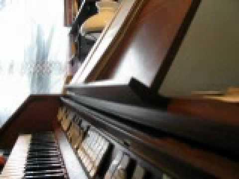 Wysławiajmy Chrysta Pana - Polish organ