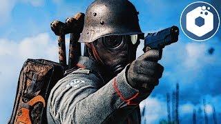 Battlefield 1 4K 60fps Gameplay - Multiplayer | PS4 Pro Enhanced Graphics & Resolution