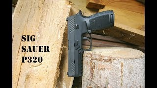 Sig Sauer P320 - nowy pistolet US Army