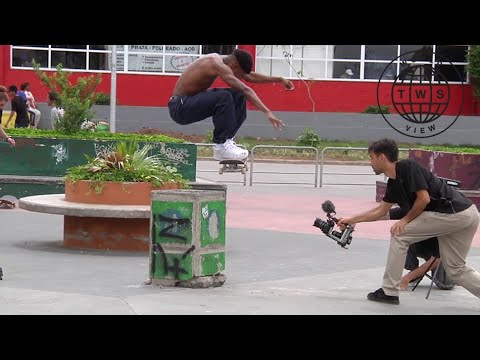 World View: Skatevida 3 | The Up and Coming Skaters of São Paulo, Brazil