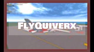 ROBLOX - France Vol FlyQuiverx A330