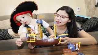 Review Navio Pirata Barba Ruiva