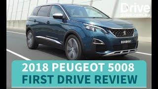 2018 Peugeot 5008 First Drive Review | Drive.com.au