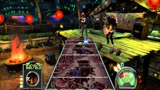Guitar hero 3  rock and roll all night Expert