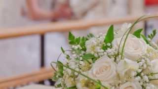 Шикарное свадебное слайдшоу Юрия и Ольги