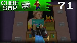Minecraft Cube SMP: SMART ADVERTISING! - Ep 71