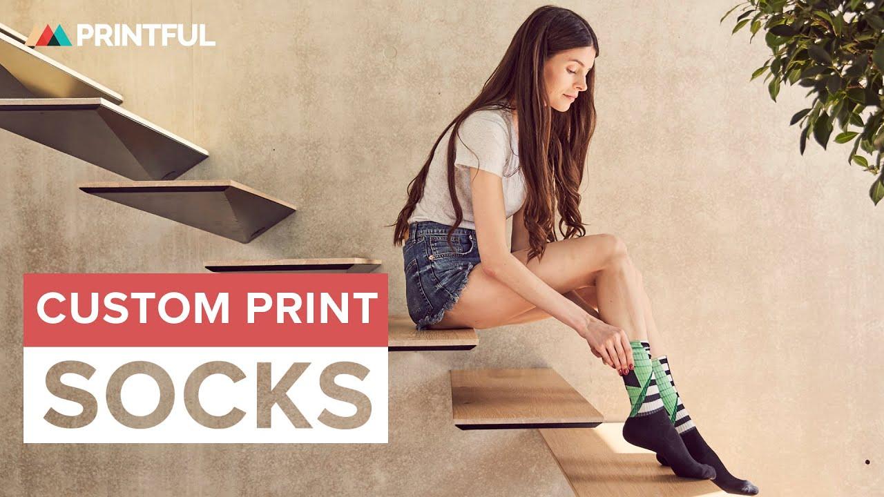 Printful socks review