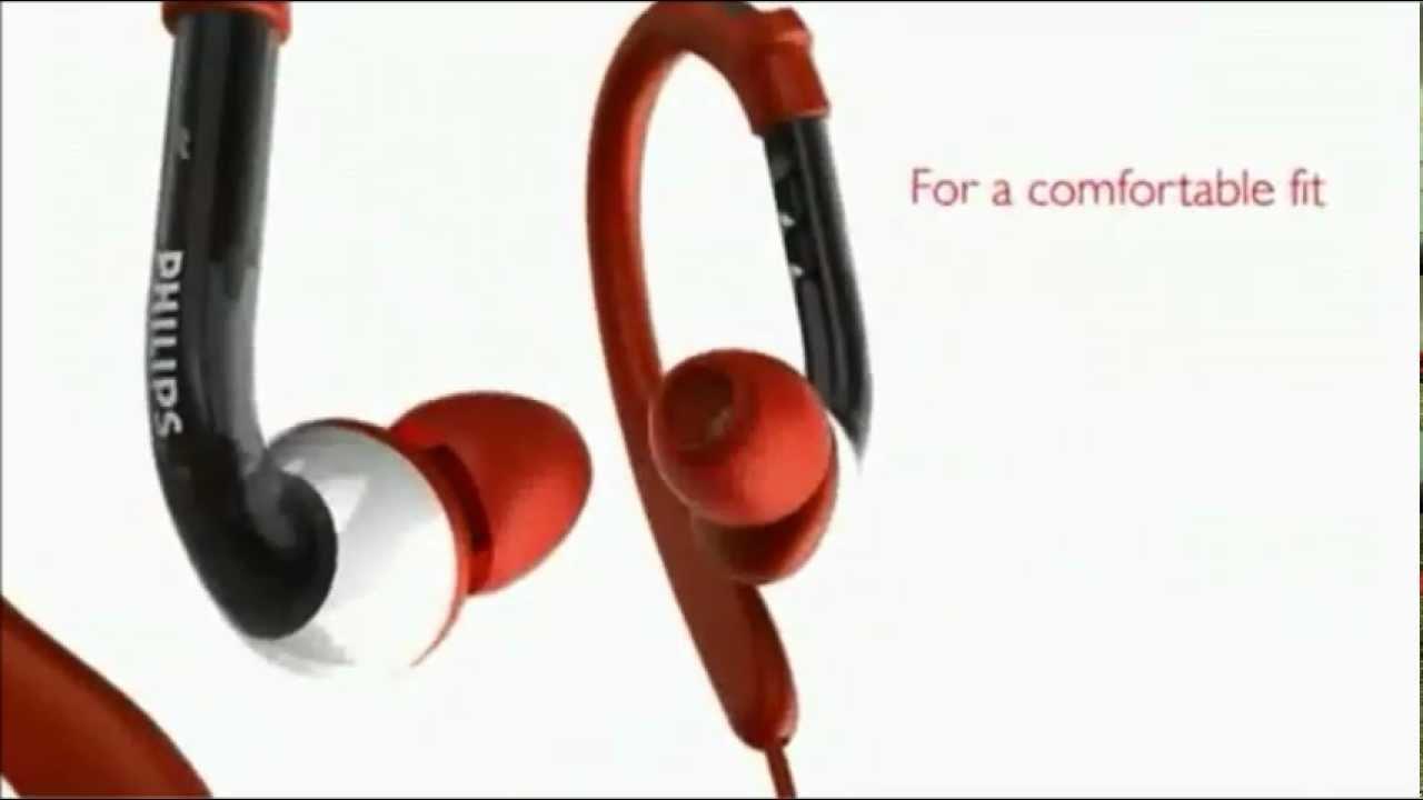 origineel vangst 100% origineel Philips Action Fit Sport Koptelefoons