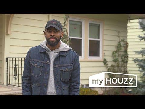 My Houzz: La reforma sorpresa de Kyrie Irving