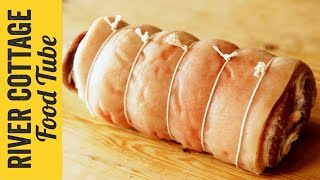 How to Tie a Butcher's Knot | Steve Lamb