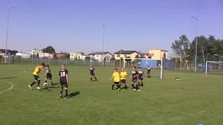 CZ7-FC Yellow Junior-Ogólnopolski Turniej Jarocin Cup 2019-II meczyk I Kwarta a Ap Reisa Jarocin