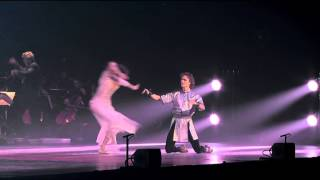 TRISTAN & ISOLDE The Musical - My Father instrumental (extract of the show)
