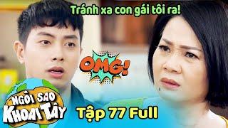 Ngôi Sao Khoai Tây - Tập 77 Full   Phim Tình Cảm Hài HTV - Phim Truyền Hình Việt Nam Hay nhất 2019