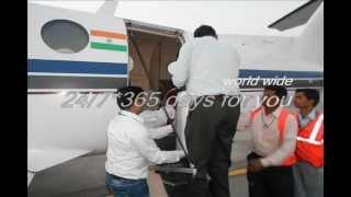 Air Ambulance blood transfusion on air ambulance aviation