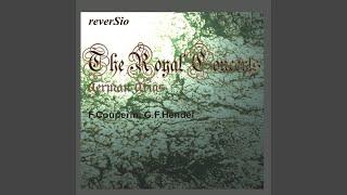 """Concert Royaux No. 1 in G Major - """"Premier Concert"""": VI. Menuet en Trio"""