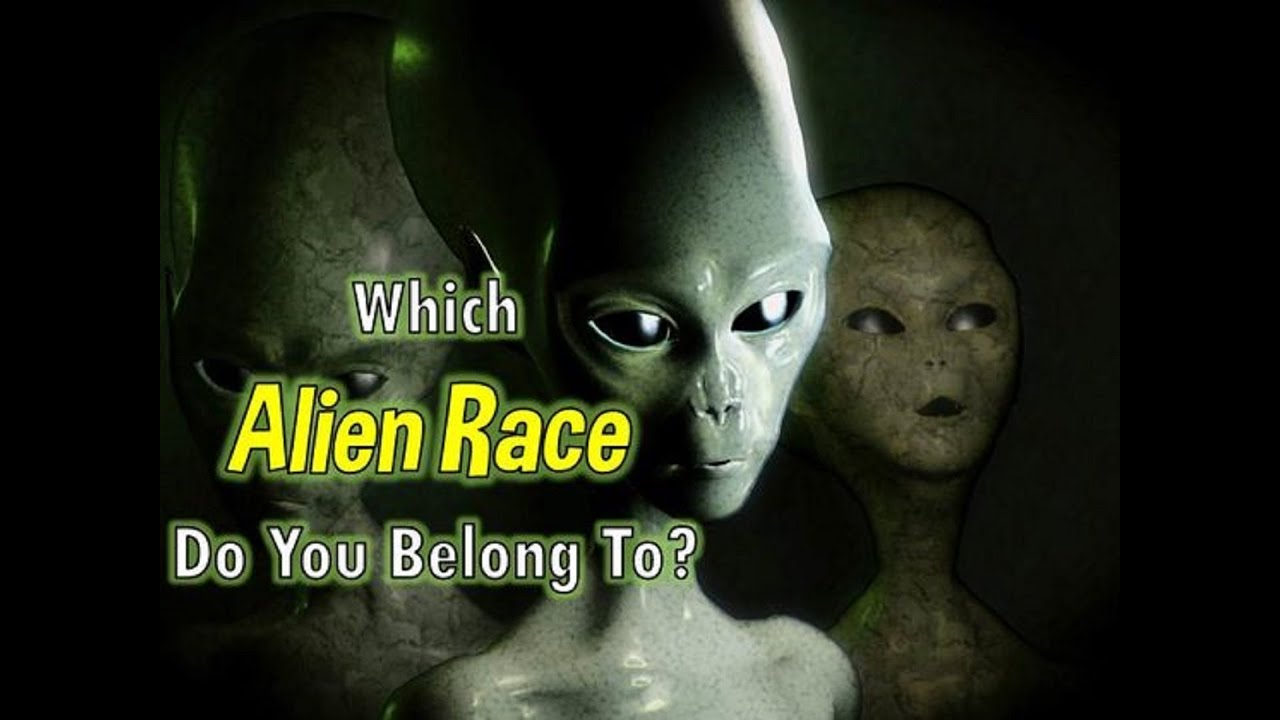 82 alien races on earth