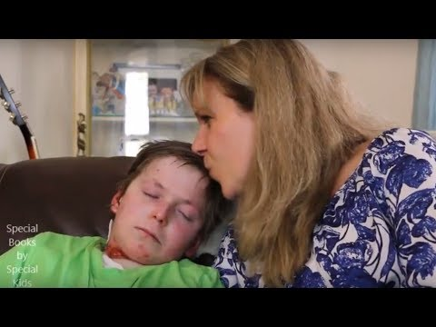 Teen with rare skin disease shares his touching story